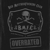 Deep Red Bad Motherfuckers Club