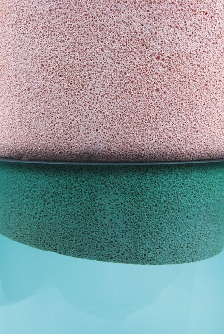 Foam & Glass by Roos Gomperts