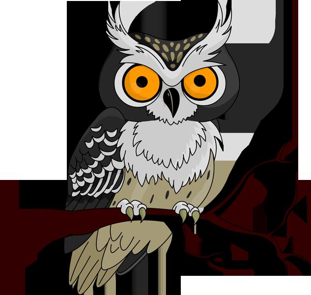 halloween owl clipart 4 halloween pinterest owl owl clip art rh pinterest com free clipart halloween owl Ghost Owl Halloween Clip Art