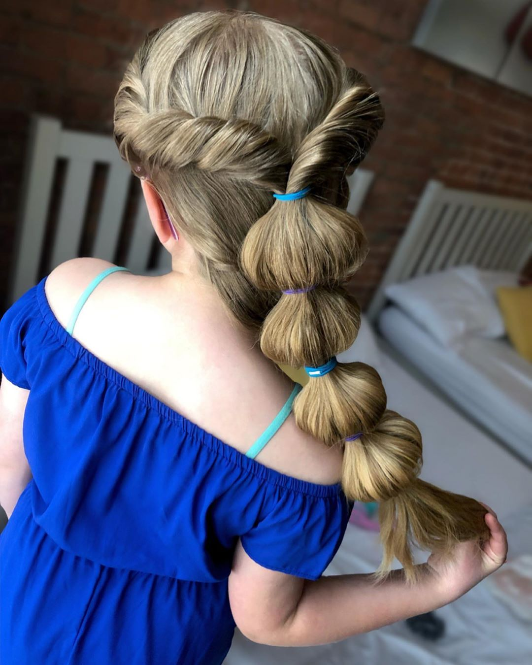 20 Braid Hairstyles Ideas For Little Girl 8211 Trending 2019 Princess Hairstyles Kids Hairstyles Hair Styles