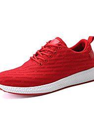 men's light soles elastic fabric spring  summer sporty