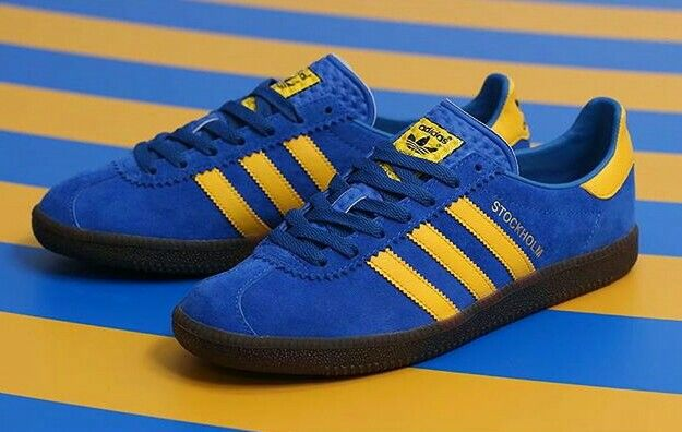 Stockholms are on nearly everyone's list of favourite adidas