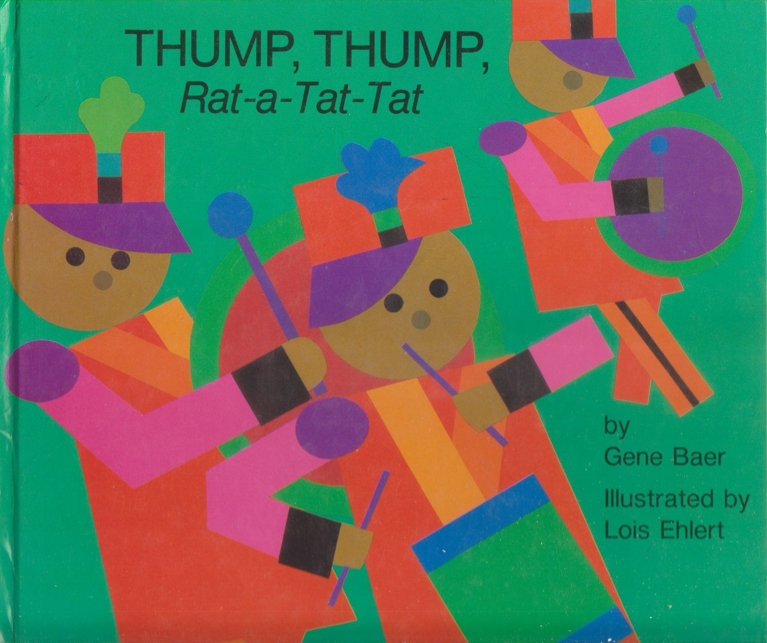 Thump Thump Rat A Tat Tat Hardcover