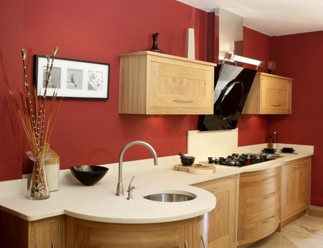 Quelle couleur cuisine choisir u2013 55 idées magnifiques Decoration
