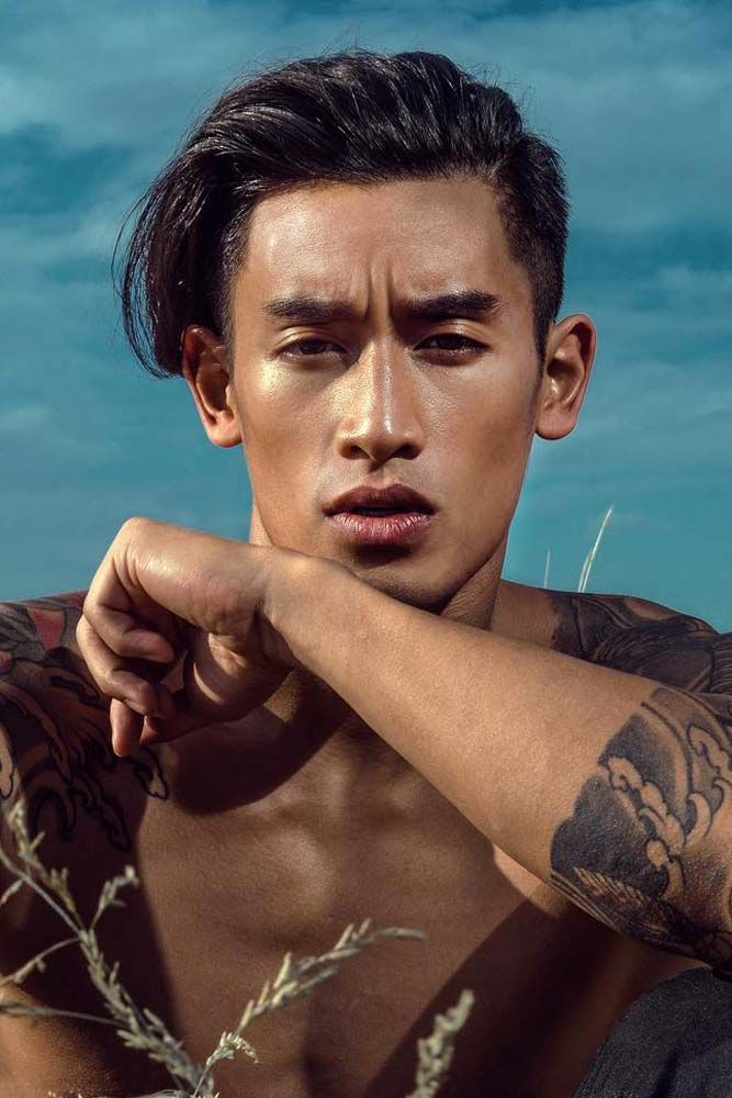 35 Outstanding🏆Asian Hairstyles Men Of All Ages Will ...