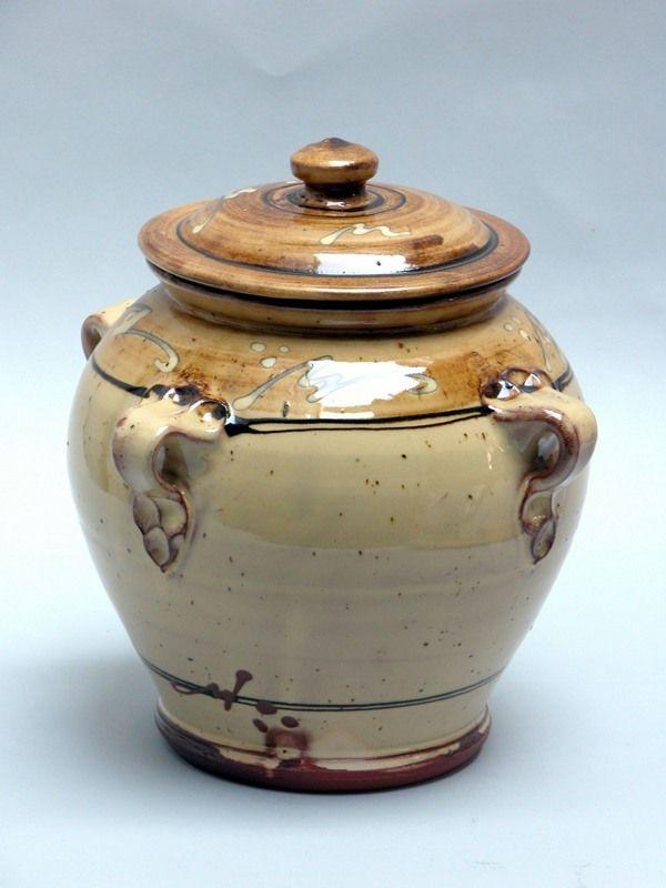 Niek Hoogland Pottery Jars Pottery Jar Clay Jar