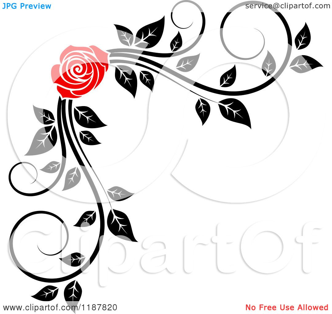 Black And White Rose Border Clip Art Clipart Panda Free Clipart Images Clip Art Borders Clip Art Art Clipart