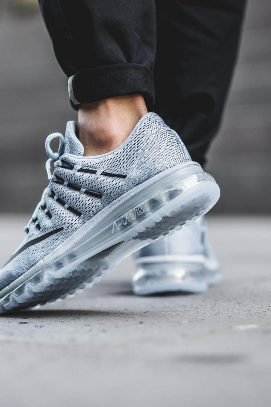 nike air max 2016 heren grey