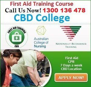 cbd college first aid