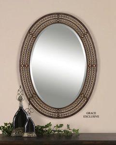 Matney Oval Mirror Decor Ideas Spiegel Standspiegel Wande