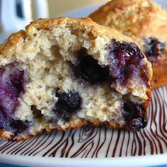 Blueberry Banana Oatmeal Muffins   Baby Gourmet
