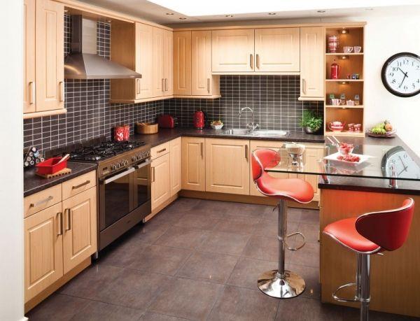 designer kuchen kleine raume komfort alle familienmitflieder, designer küchen für kleine räume – komfort für alle, Design ideen