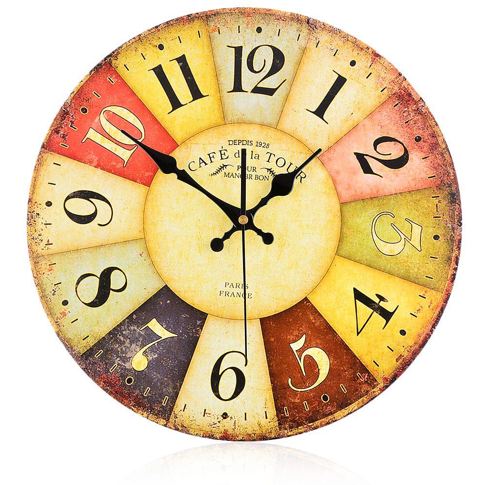 Best Giant Clock Wall Decor Photos - The Wall Art Decorations ...