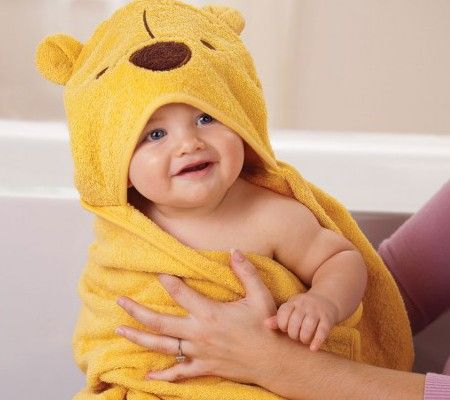 Winnie The Pooh Hooded Bath Towel Disney Baby Amazing Web Site
