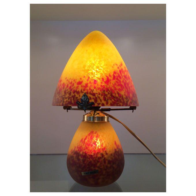Lampe Pate De Verre Chandelier Lighting All I Want