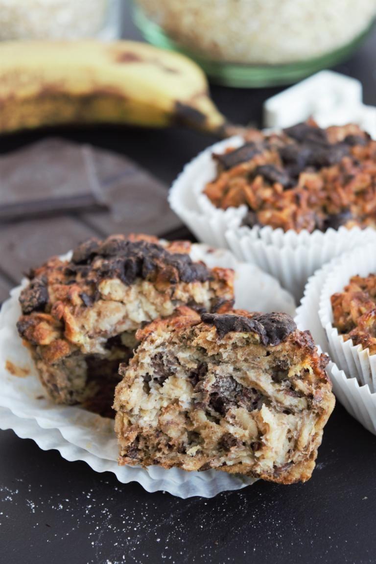 Fruhstucksmuffins Ohne Zucker Fruhstucksmuffins Glutenfreie Schokolade Und Lecker