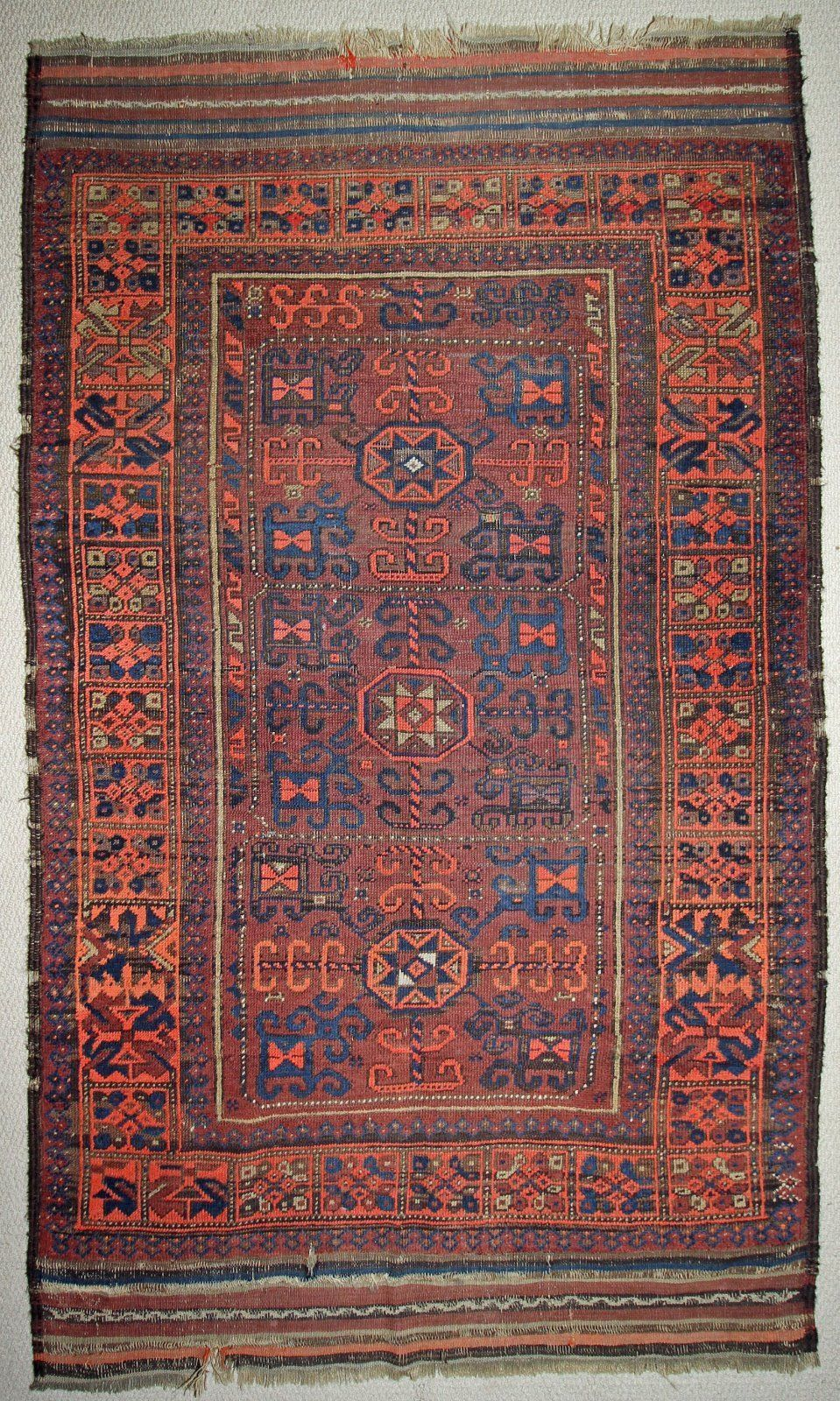 Läufer Teppich Ebay Antique Baluch Rug In Antiques Rugs Carpets Small 3x5 And