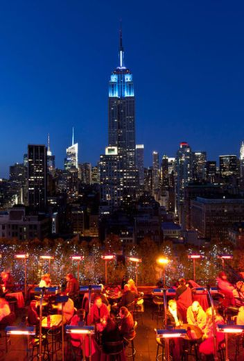 230 Fifth Rooftop Bar Outdoor Garden With Images Rooftop Bars