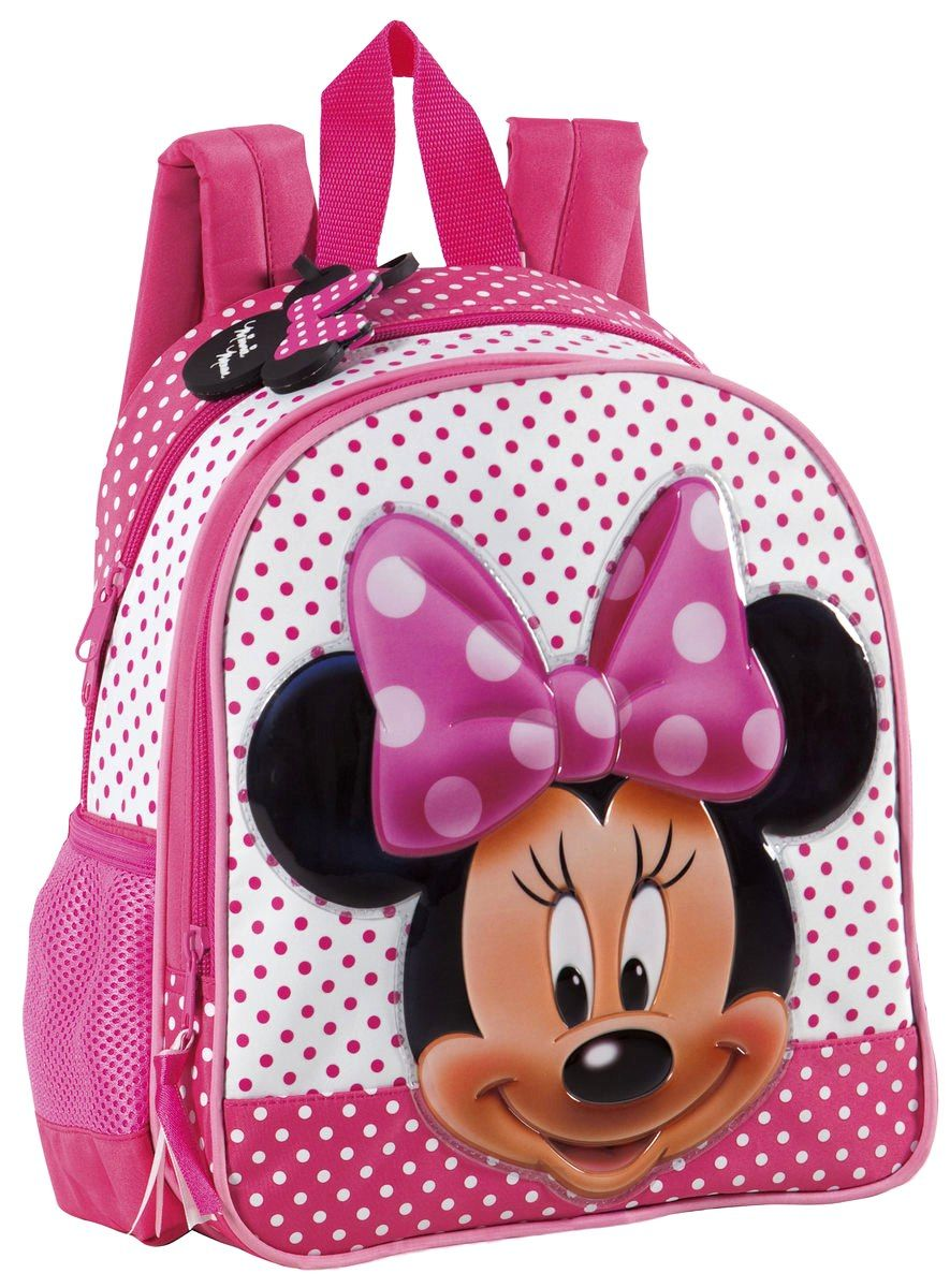 a7b37de3ff minnie mouse backpack | Disney Minnie Mouse Childrens Girls Backpack ...