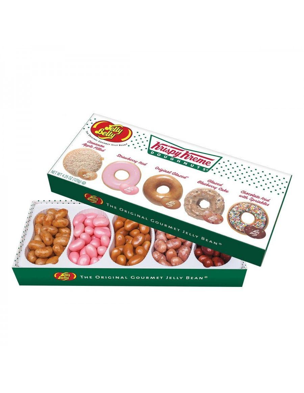 Krispy kreme doughnuts jelly beans mix 425 oz gift box