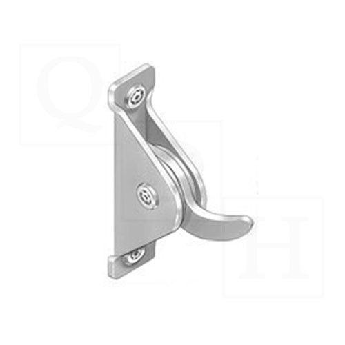 Bradley Sa37 Adjustable Tension Security Towel Hook Wall Mounted
