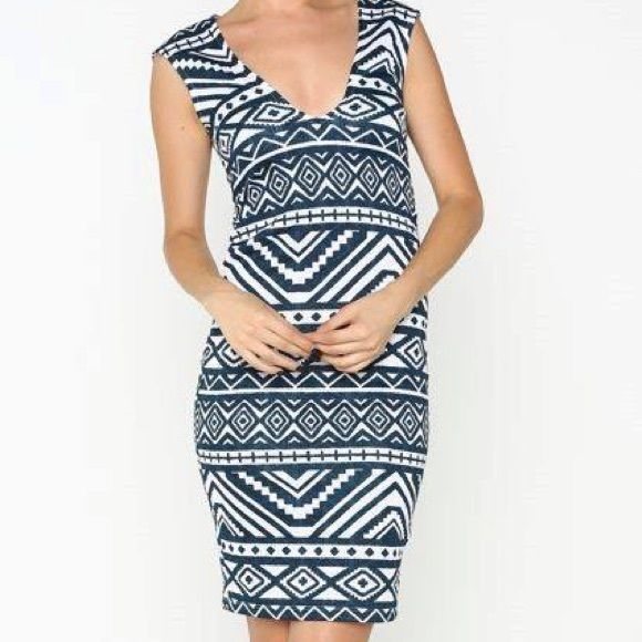 eaf6f1491b8 Trendy Tribal Dress This dress is utter class! Brand new. Please let me  know what size you need before ordering. Prices are firm. Bundle and save!  Dresses