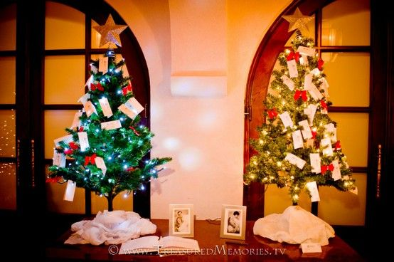 Treasured Memories Tv Wedding Fun Wedding Christmas Tree