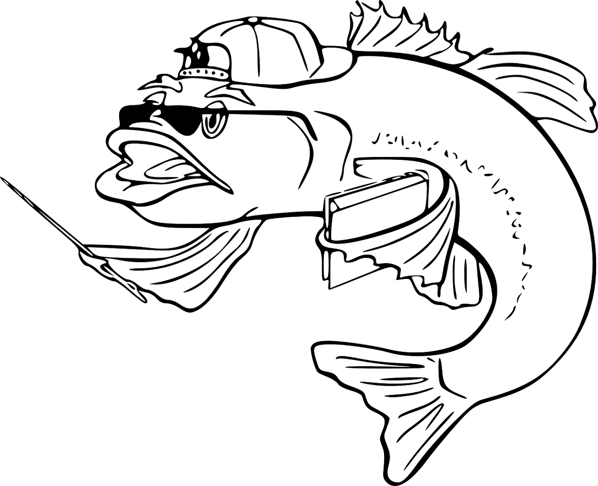 Color Pages Of Fish Kids Learning Activity Coloring Pictures Coloring Pages Kindergarten Coloring Pages