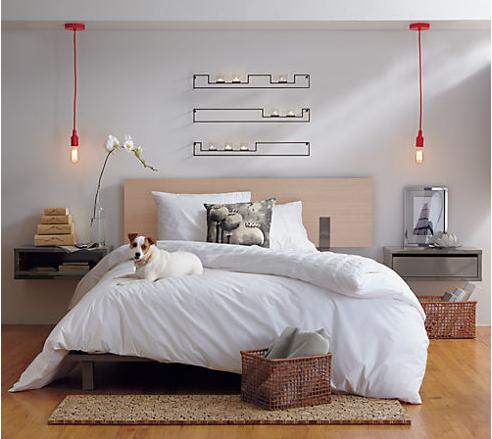 Best Wall Mounted Nightstands Cb2 Bedroom Pinterest 400 x 300