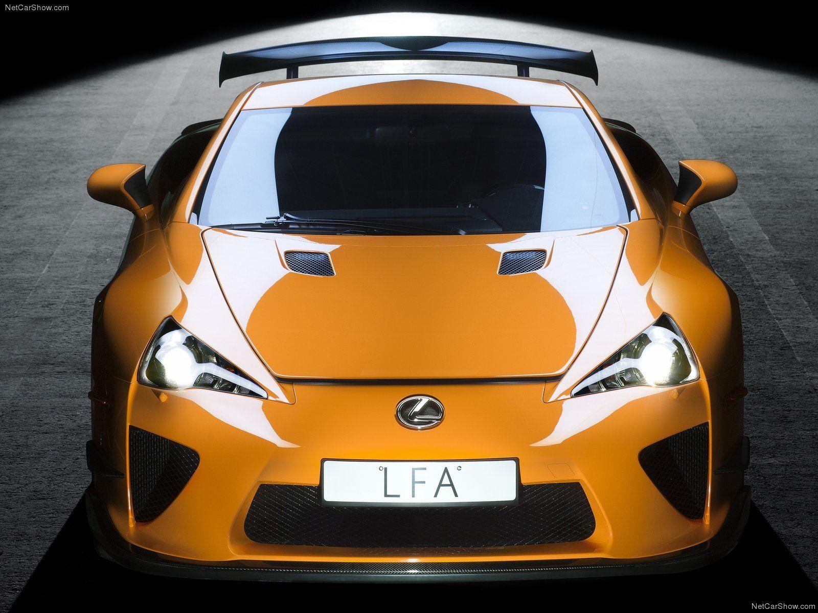 Charmant Lexus LFA