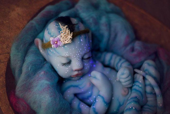 peluche bebe avatar