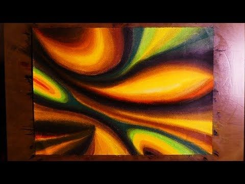 Very Easy Cubism Abstract Painting Contemporary Art Style