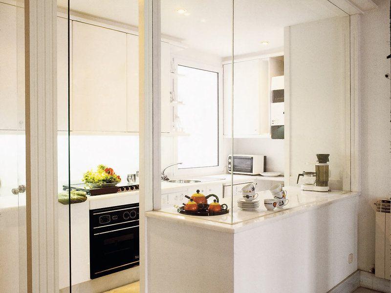 Soluciones para ganar luz y amplitud | Luces, Cocinas y Salón