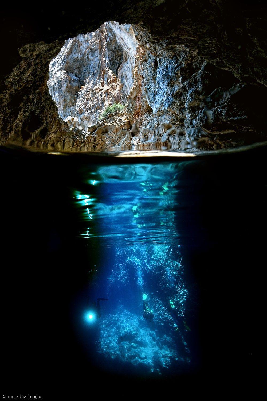 Underwater Photography by Murad Halimoglu