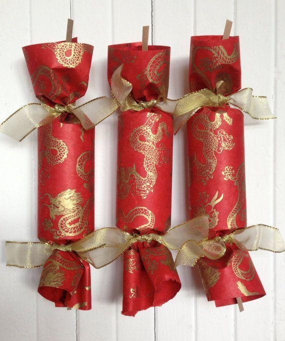 dragon party cracker