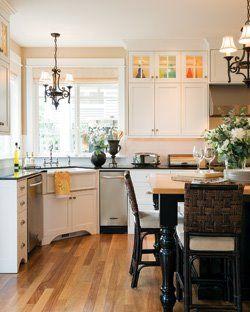 More Ideas Below Kitchenideas Kitchensink Copper Corner Kitchen Sink Layout Ideas Undermount Corner Kitchen Si Kitchen Layout Kitchen Remodel Rustic Kitchen