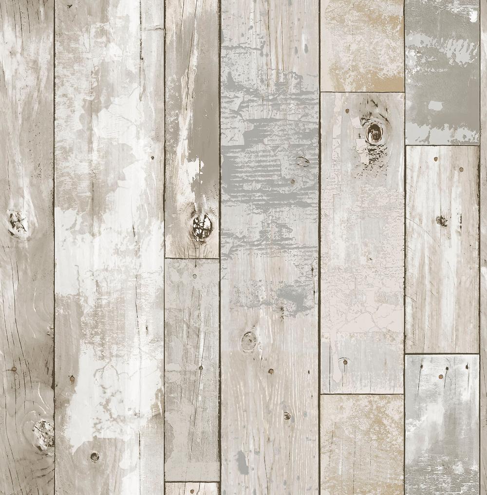 Inhome Driftwood Peel Stick Wallpaper Walmart Com How To Distress Wood Wood Wallpaper Distressed Wood Wallpaper