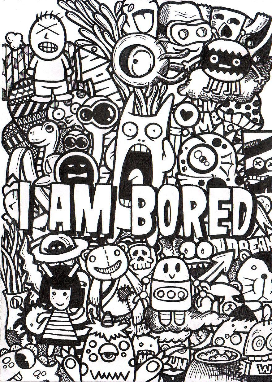 Kleurplaten Graffiti.Doodle Again By Aivvia Deviantart Com On Deviantart Doodles