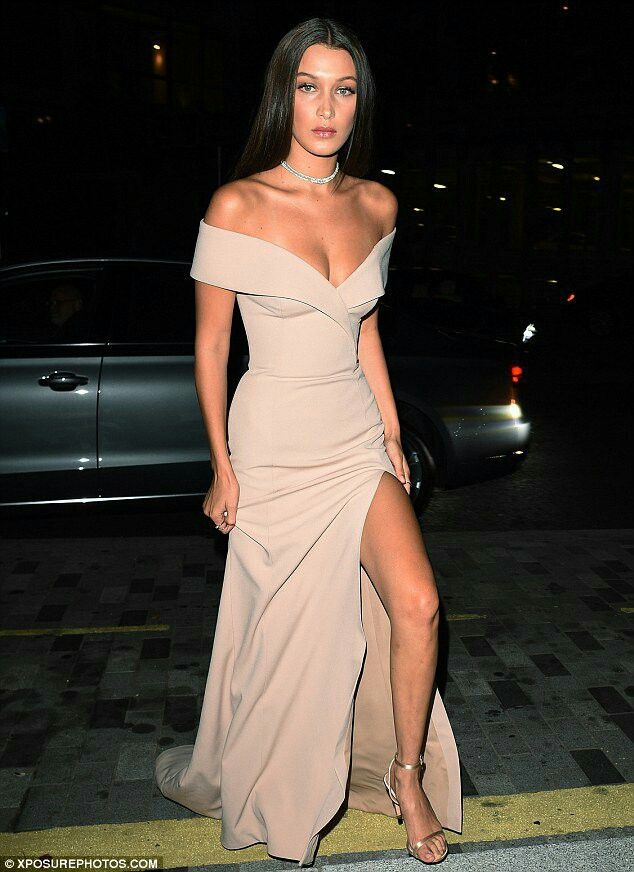 Chic Mix | Feminine Garments | Pinterest | Bella hadid, Bela hadid ...