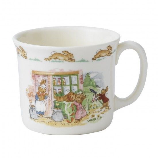 Royal Doulton Bunnykins 1 Handled Hug-a-Mug - Royal Doulton® UK