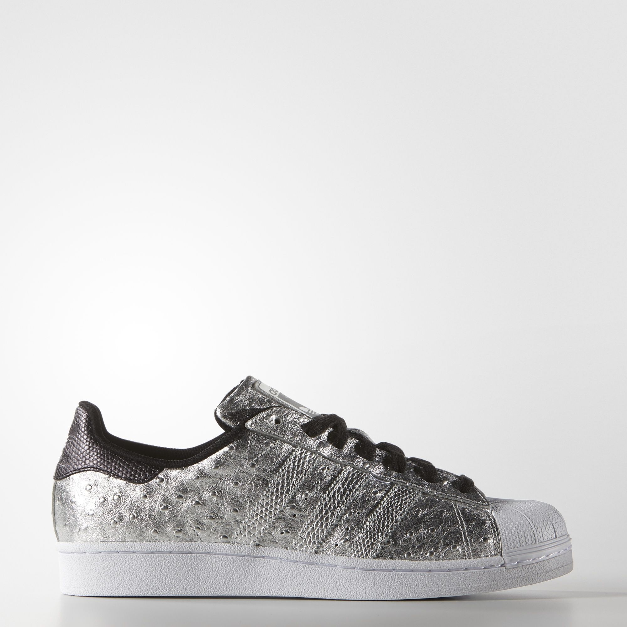 adidas superstar rosa metalico