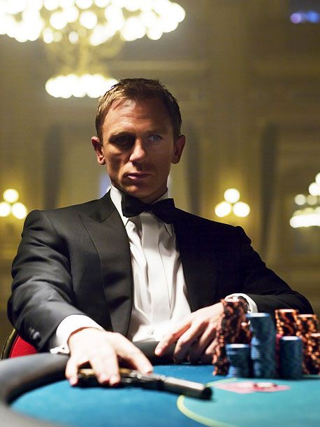 James bond casino casino de montreal poker rules