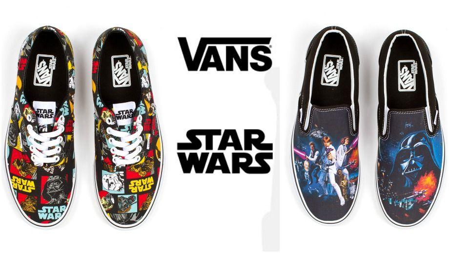 #starwars #vans