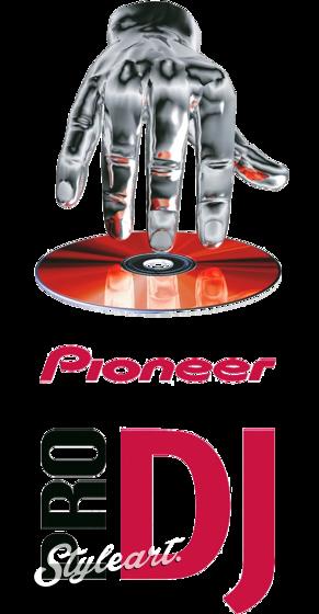 Styleart Pioneer Pro Dj Dj Design Creative Names