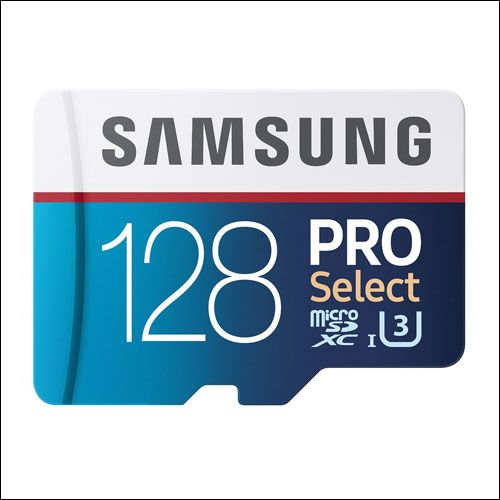 Welche Sd Karte Für S8.Samsung Pro Select Storage Card For Galaxy S8 And S8 Plus