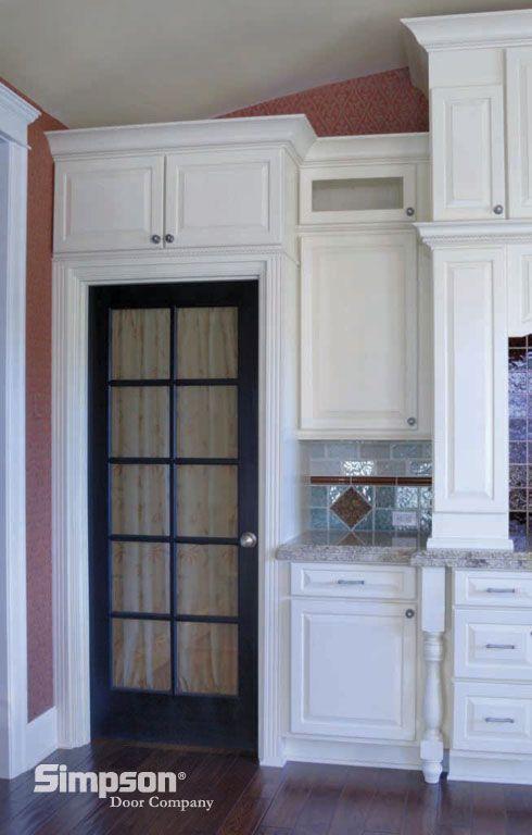 french door 1310 (interior door) would be good for the door to the