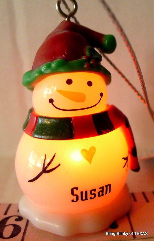 Snowman  C B Susan Ganz Mini Christmas