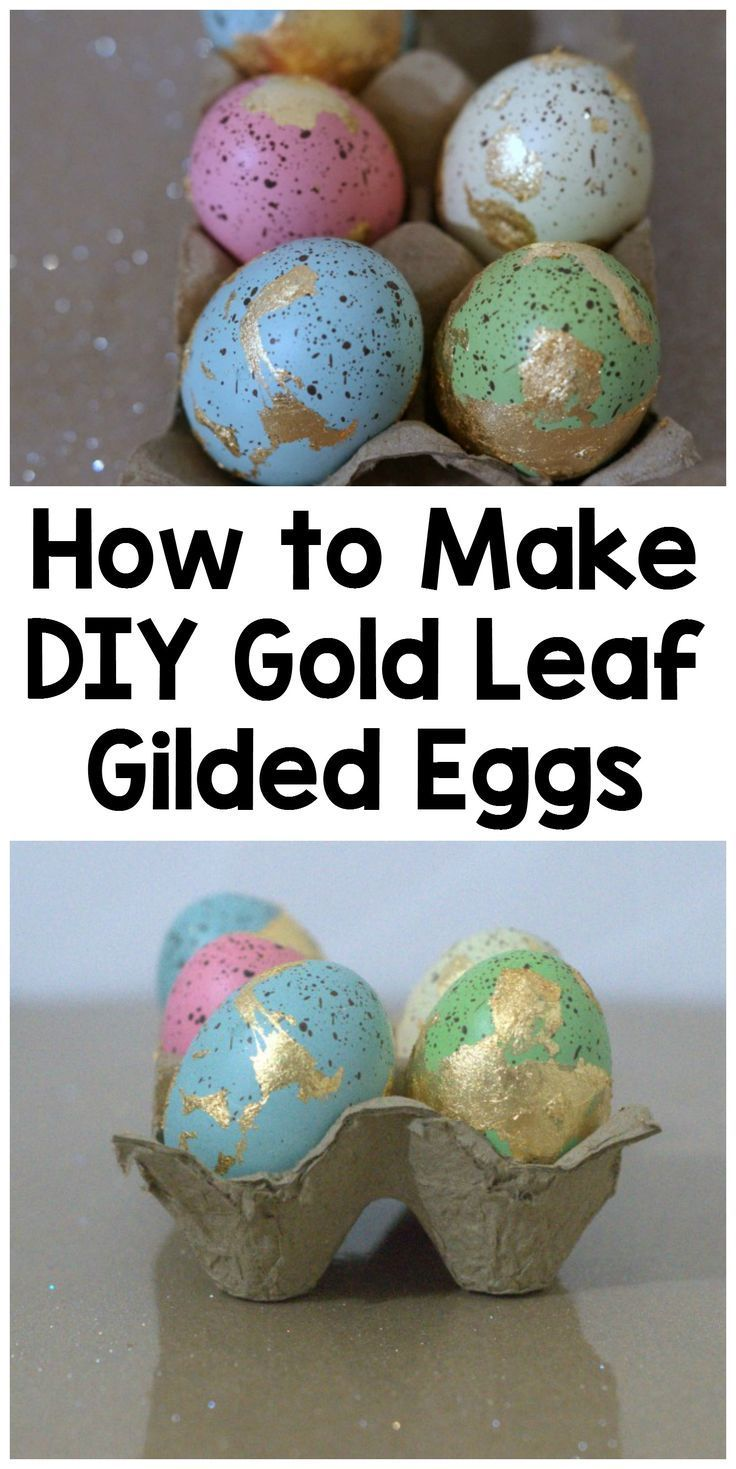 A little gold never hurt anyone. Learn how to make DIY