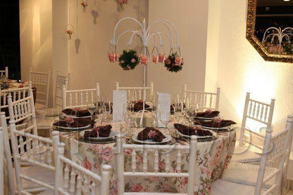 velas de decoração