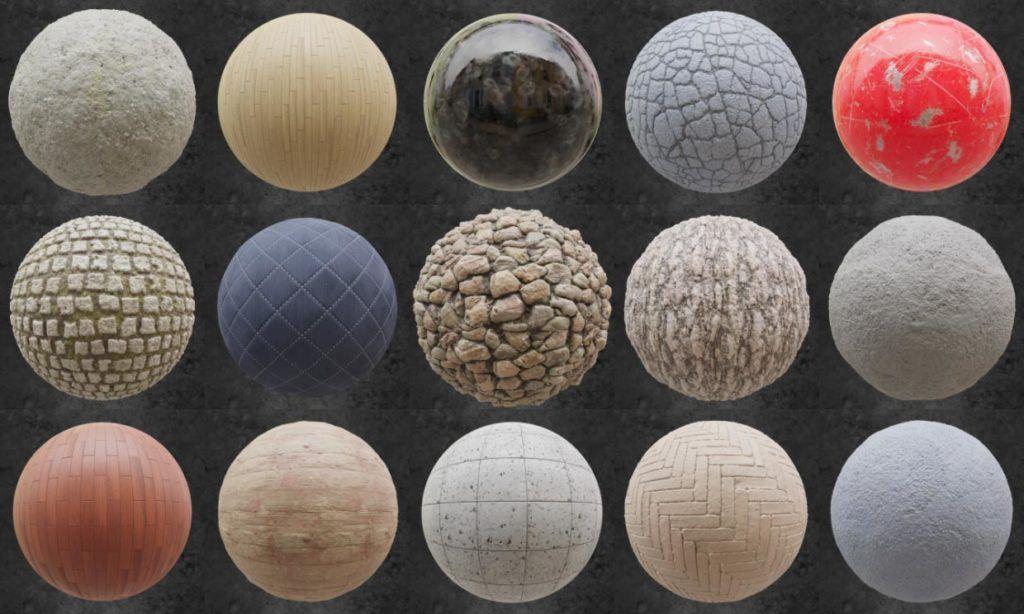 Descarga Gratis Decenas De Materiales Pbr Ejezeta Texturas Gratis Texturas Fachadas De Madera